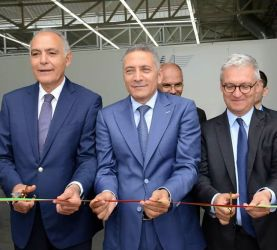 Satys inaugurated its new plant in Casablanca